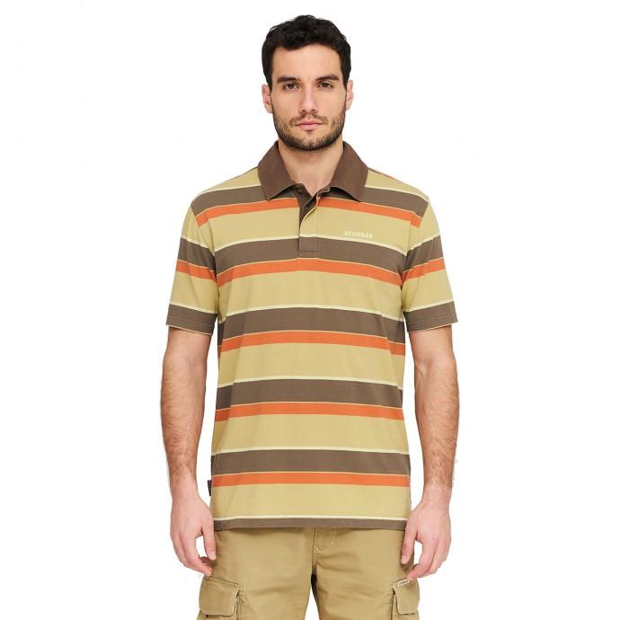 Bushman tričko Calvin II beige XXXL