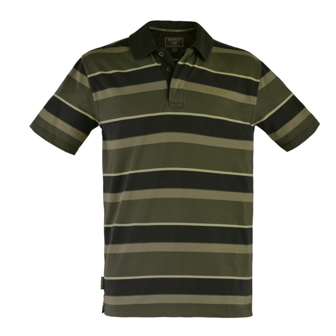 Bushman tričko Calvin II dark khaki L