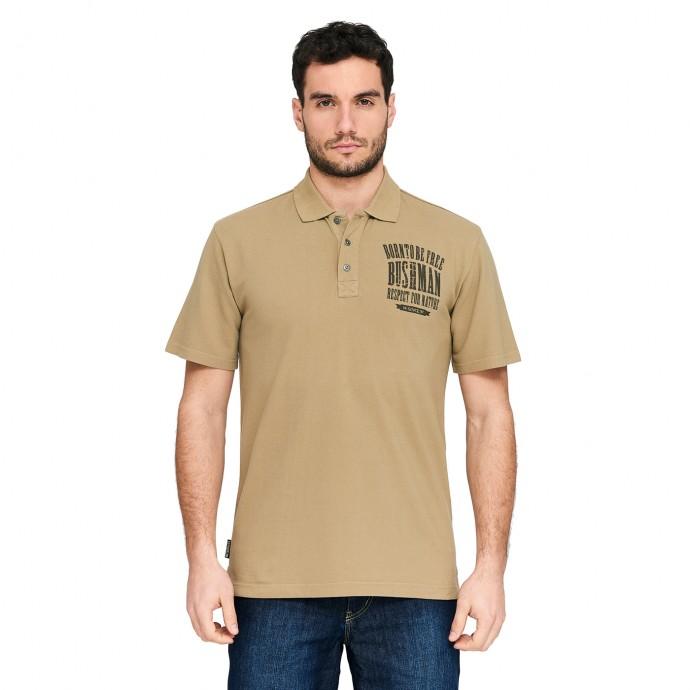 Bushman tričko Spencer II sandy brown XXXL