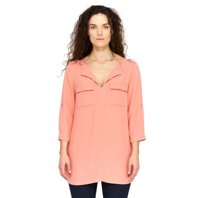 Bushman košile Beatrice orange XXL