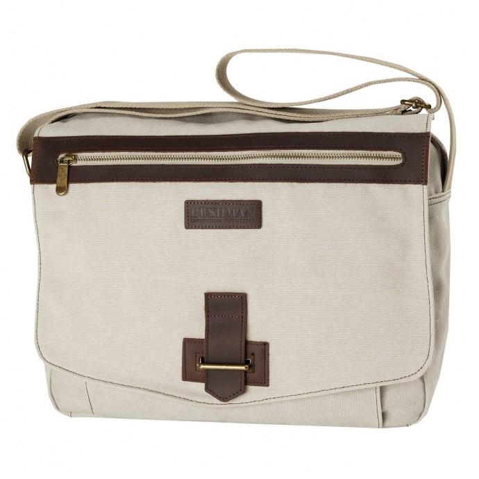 Levně Bushman taška na notebook Paua beige UNI