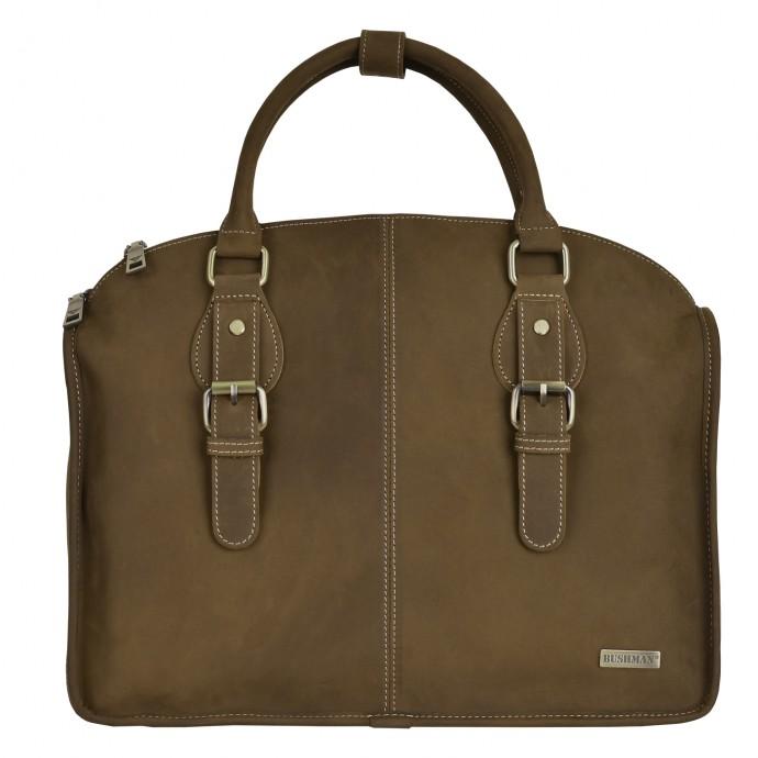 Levně Bushman taška Laola sandy brown UNI