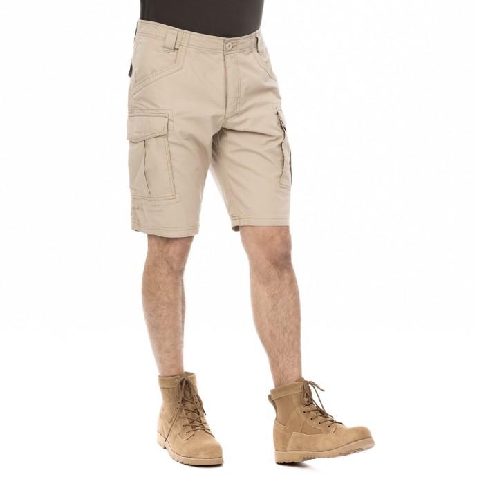 Levně Bushman Kraťasy Mettler beige 56