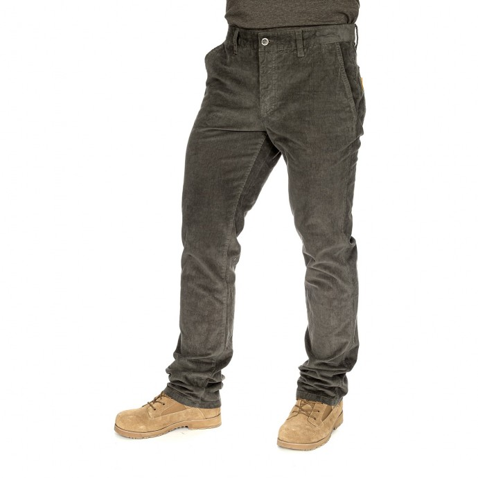 Levně Bushman kalhoty Norwich dark grey 38