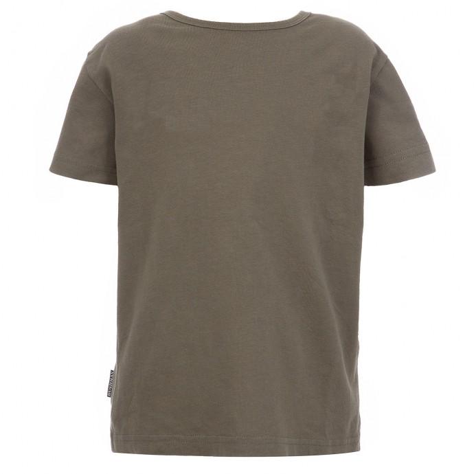 Levně Bushman dětské tričko Jerry II olive 128