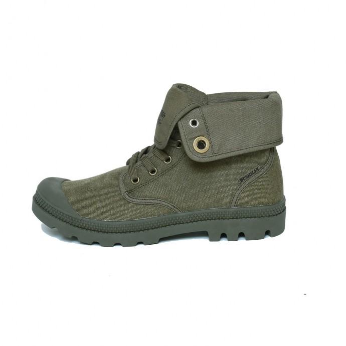 Levně Bushman boty Trapper khaki 39