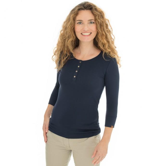 Levně Bushman tričko Potoma dark blue XL
