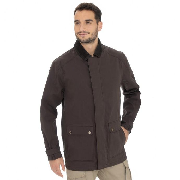 Levně Bushman bunda Robins dark brown XL