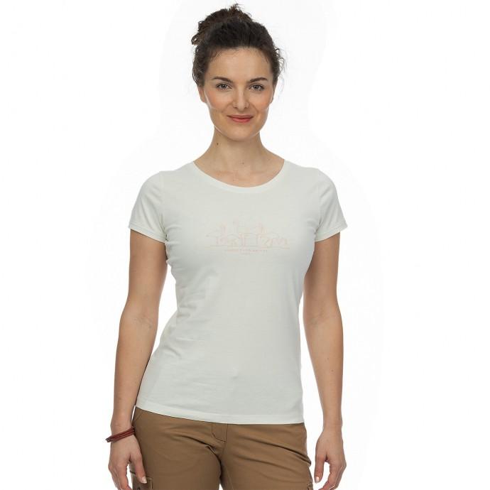 Levně Bushman tričko Pastaza cream XXL
