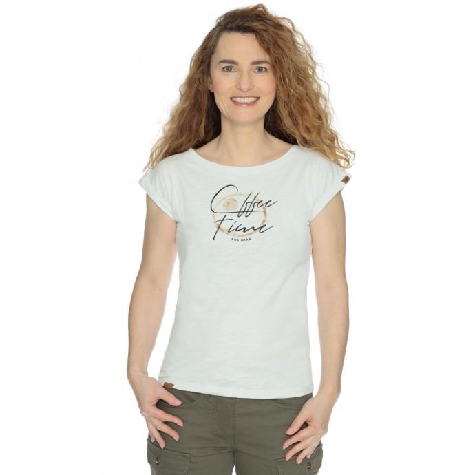 Levně Bushman tričko Iskra white S