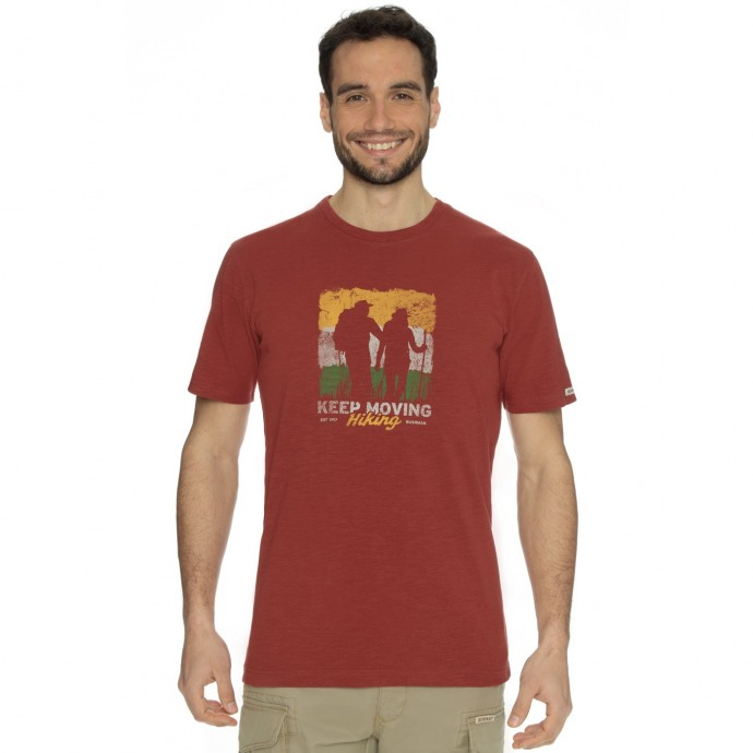 Bushman tričko Exponent orange XXL