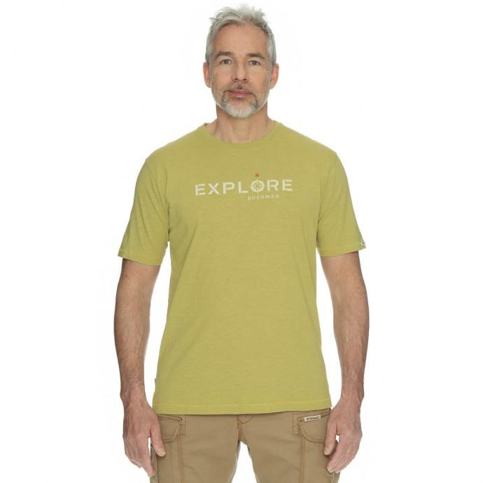 Bushman tričko Symbol yellow S