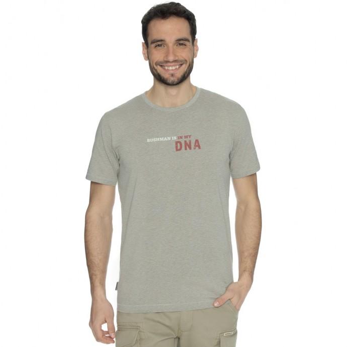 Bushman tričko Camo sandy melange M
