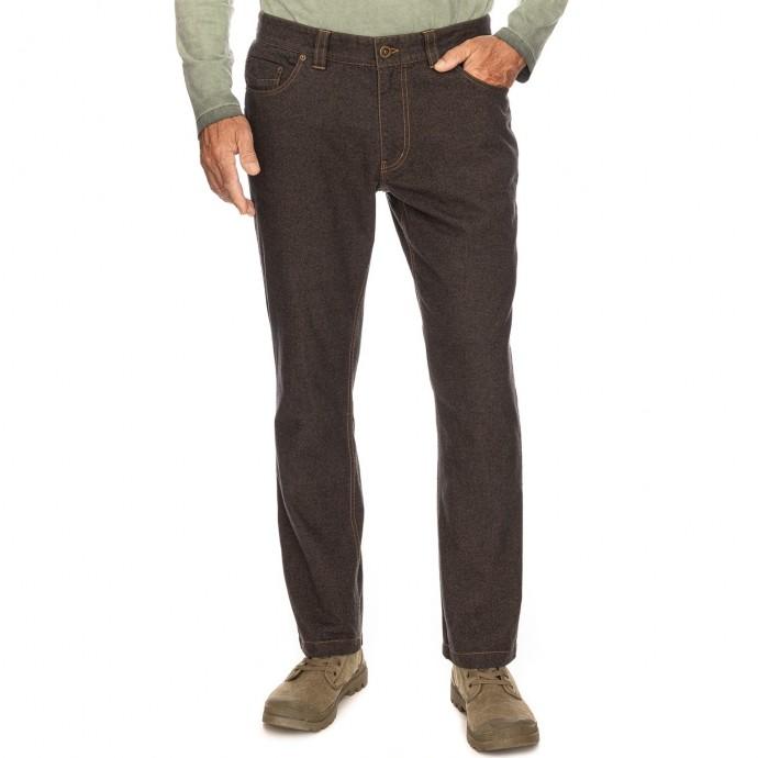 Bushman kalhoty Lewisville dark brown 36